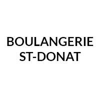 Boulangerie St-Donat?