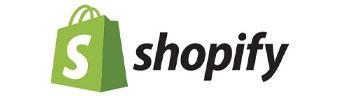 shopify e logo