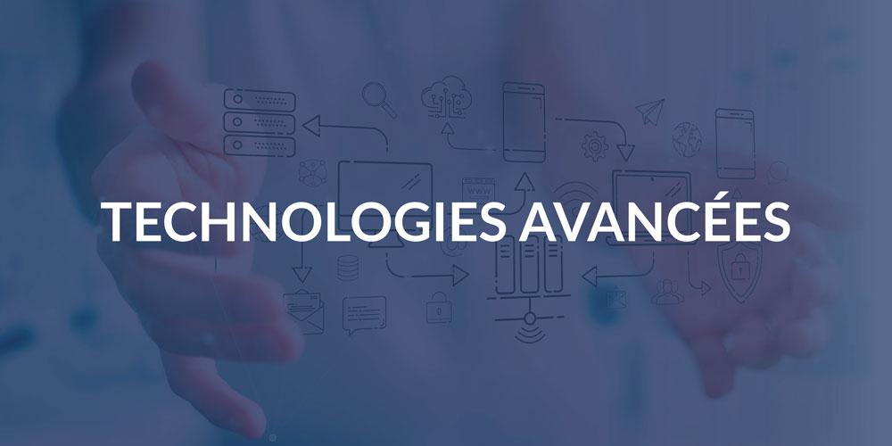 Pillars — Advanced Tech French