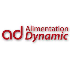alimentation dynamic logo