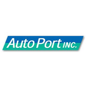 auto port logo
